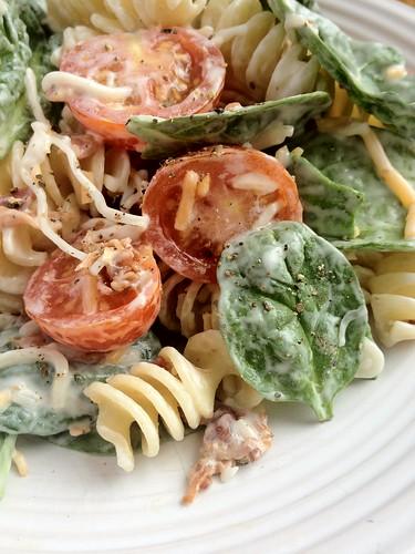 Expert Chef BLT Pasta Salad