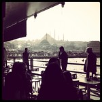 Istanbul - Rétrospective depuis Flickr / Oldies from my Flickr account #Istanbul #Galatabridge #Eminönü