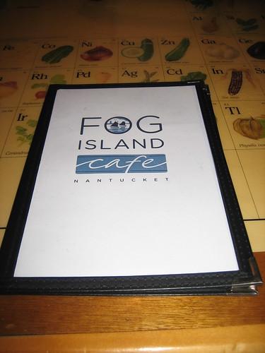 IMG_5034 Fog Island Menu