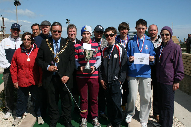 2012 British Championship winners