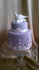 Dove cake