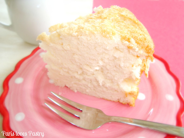 妈妈's 天使蛋糕