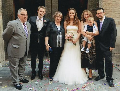 Zaragoza | Sansui | Iglesia boda