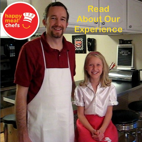 Utah Happy Meal Chef