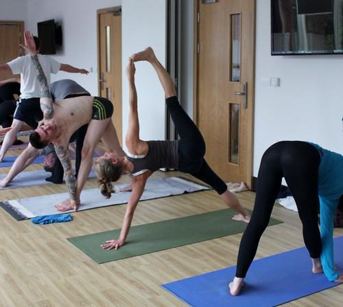 Ashtanga yoga Putney