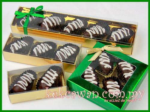 Kurma Coklat Badam - Mini Gift Set