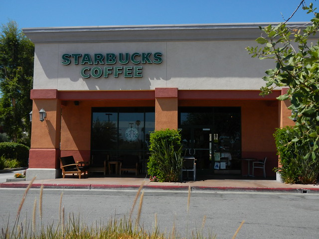 Cathedral city starbucks flickr photo sharing Starbucks palm beach gardens