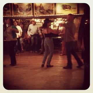 Dancers at Cassie's