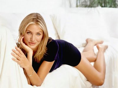 Cameron Diaz Sex Addict??
