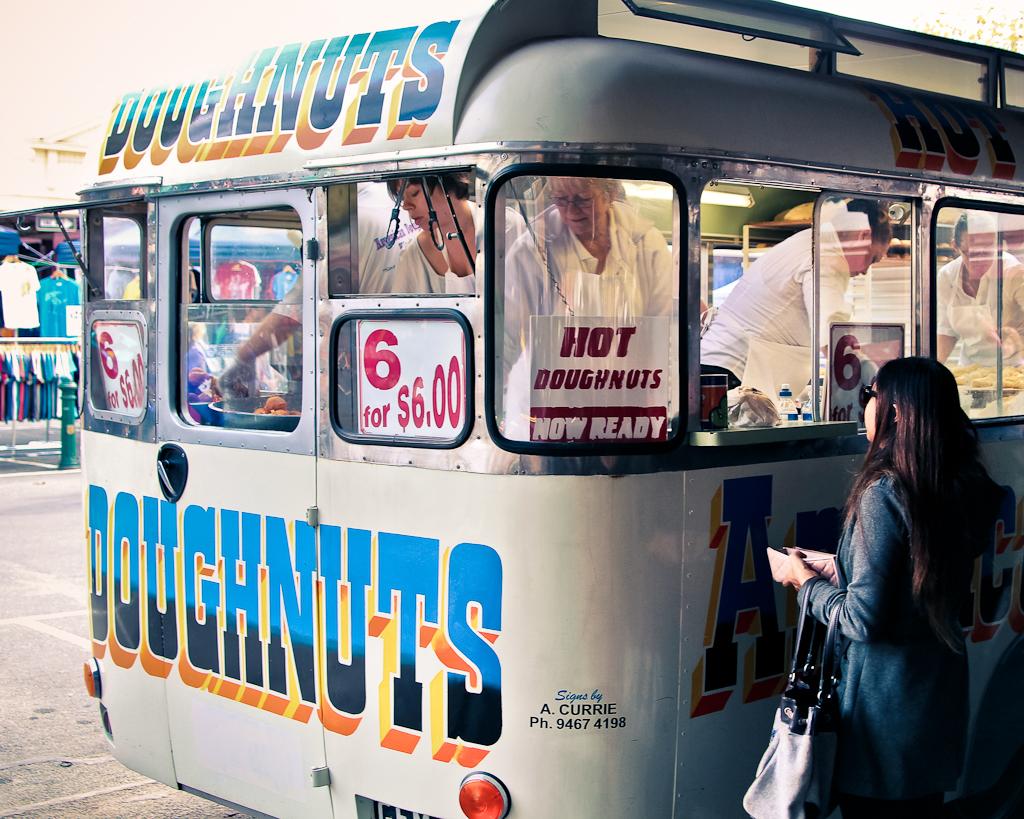 aussie doughnuts
