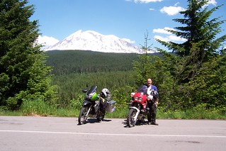 Stefan & Mt. Adams