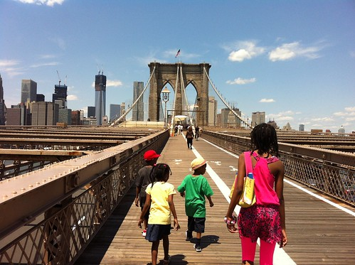 Brooklyn Bridge Stroll