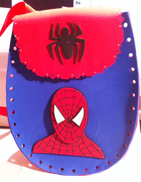 Sorpresas para niñas (sirenita) y para niños (spiderman) en Foami ...