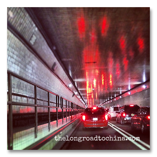 Lincoln tunnel traffic BLOG