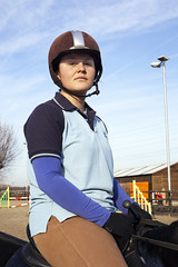 Participation project: Lee Valley Riding Centre - Hollie