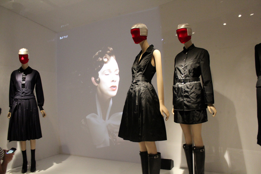 Schiaparelli & Prada: Impossible Conversations exhibit at Metropolitan Museum of Art