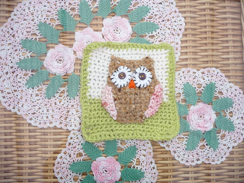'creativegranny' (UK) 'Owl Challenge' many thanks! It's great!