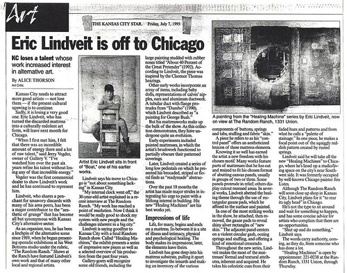 Lindveit, Eric_Random Ranch_Article_KC Star 07.6.1995