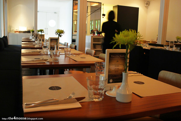 Marmalade Pantry @ Stables - Indoor Dining