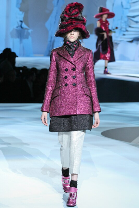 Marc Jacobs Ready to Wear Fall 2012 3