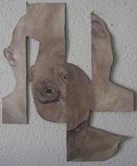 Caio Fern, 2012, acrylic on canvas