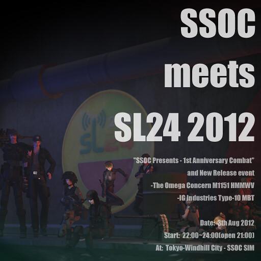 SSOC meets SL24 2012