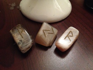 Rune cast