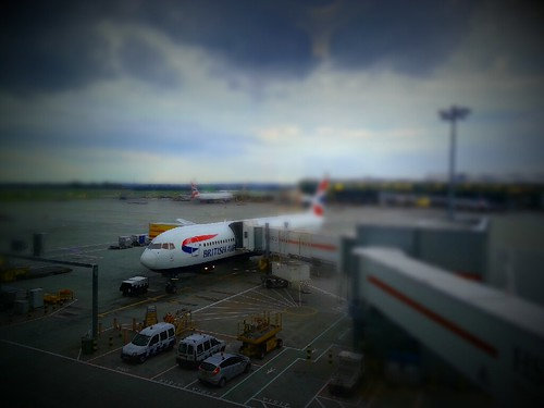 Heathrow T5 by Danny McL