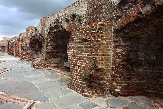 Fort Sumter by CC user tomsaint on Flickr