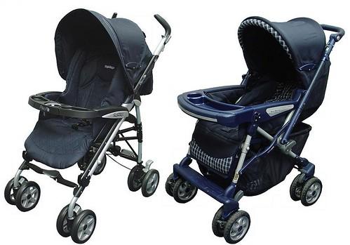 Pliko p3 and Venezia stroller