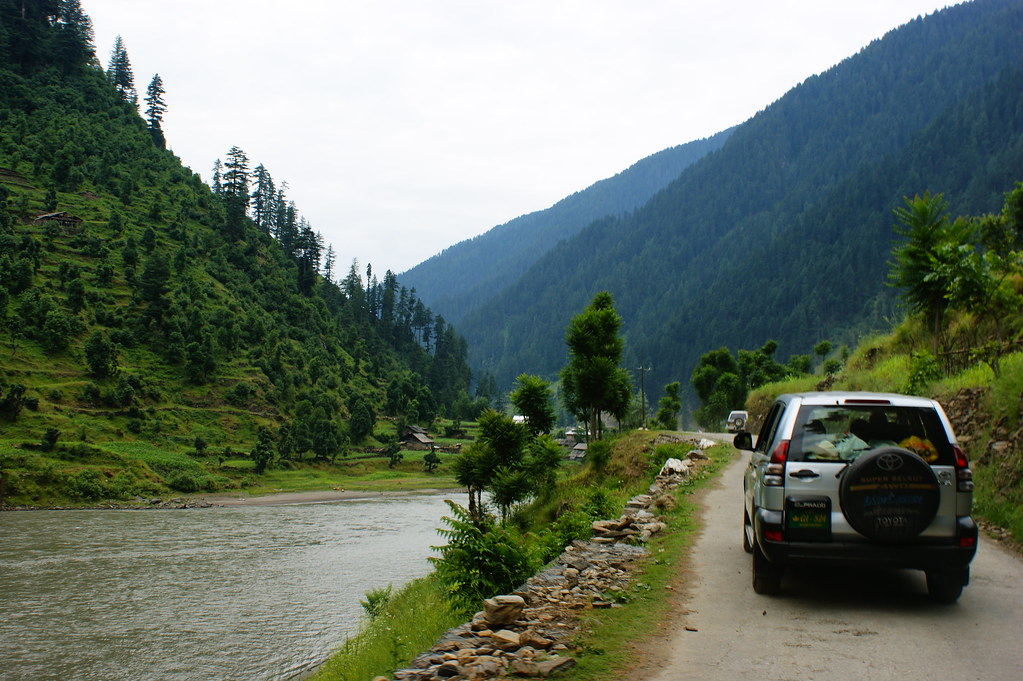 "MJC Summer 2012 Excursion to Neelum Valley with the great ""LIBRA"" and Co - 7642144288 7f8cb8110c b"