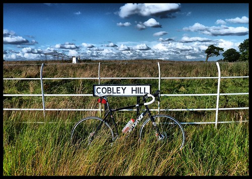 the Cobley Hill ride by rOcKeTdOgUk