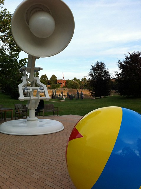 Outdoor Pixar coolness