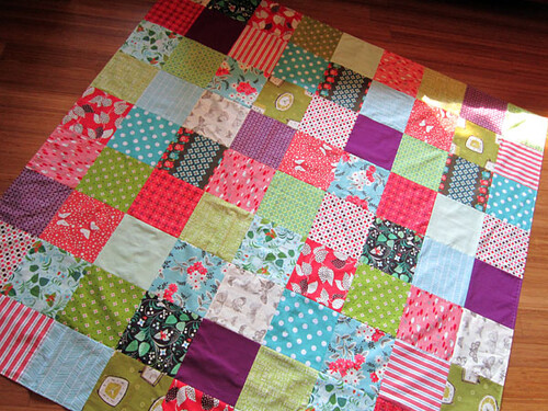 "um er... ""Summer Weight Quilt"""