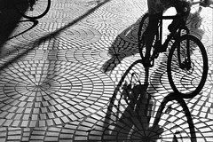 Of Bicycles and shadows