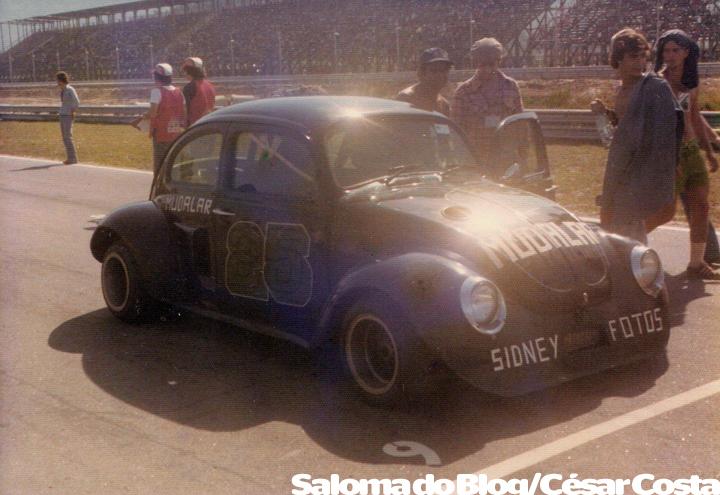 Largada Divisão 3_Autódromo Jacarepaguá #1977 B