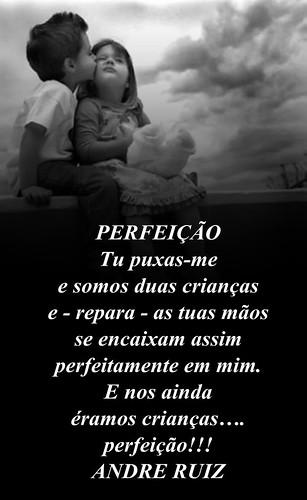 PERFEIÇÃO by amigos do poeta