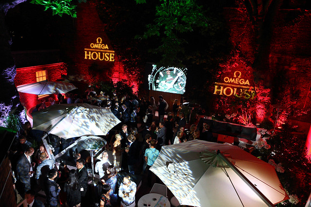 OMEGA House - Launch Party