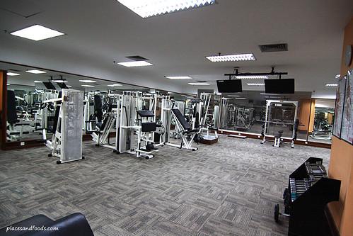 Equatorial hotel penang gym