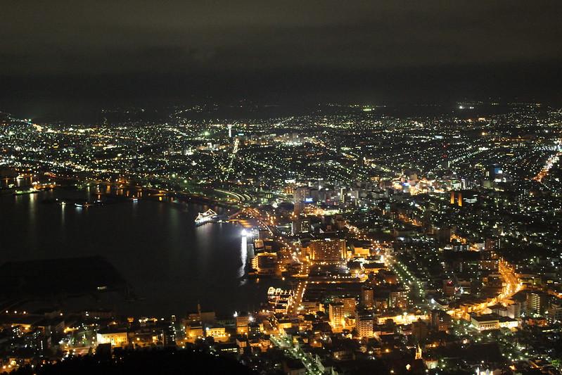 函館山からの夜景 その5