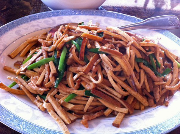Two Days in the San Gabriel Valley: Lunches at Tasty Noodle