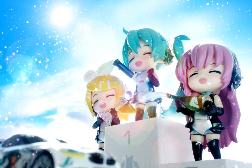 Nendoroid Petit Racing Miku 2011
