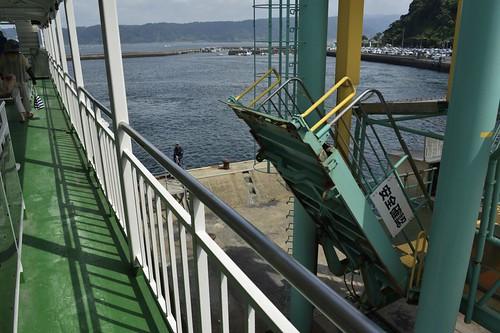 2012夏日大作戰 - 桜島 - 桜島フェリー (4)