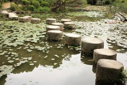 Heian Shrine Garden - Kyoto
