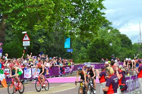Triatlon olimpico Londres 2012