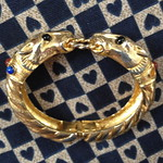 les bernard camel bangle