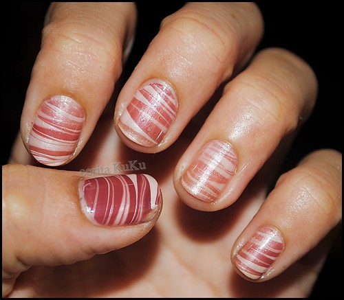 work nail_stripes marble (2)