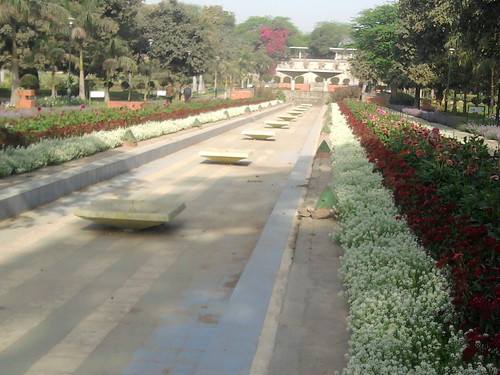 Talkatora Garden March 2012