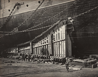Vickers, Sons & Maxim in Barrow-in-Furness (ca. 1900)