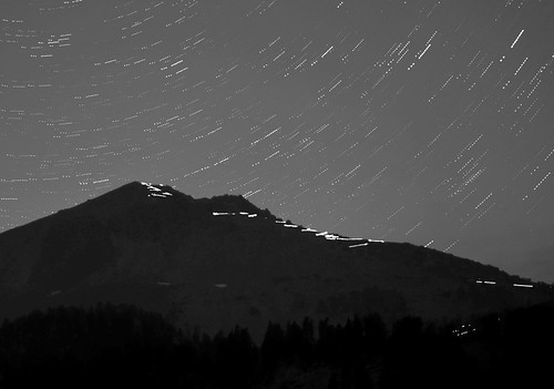 longexposure nightphotography mountain composite hiking startrails mtlassen cascademountains lassennationalpark lakehelen lassennationalvolcanicpark nikon3518 nikond5100